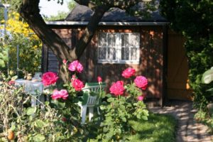 Älteste Laube im Garten Nr. 32